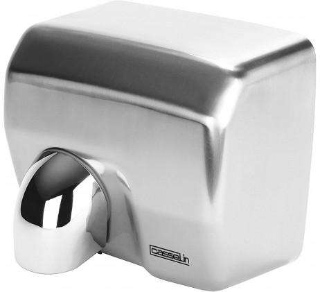 Sèche mains à bec inox