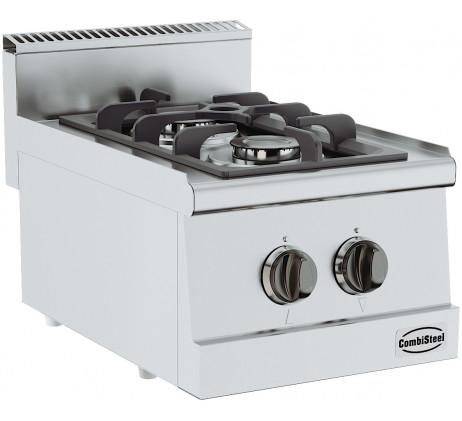 Cuisinière a gaz 2 feux SERIE 600