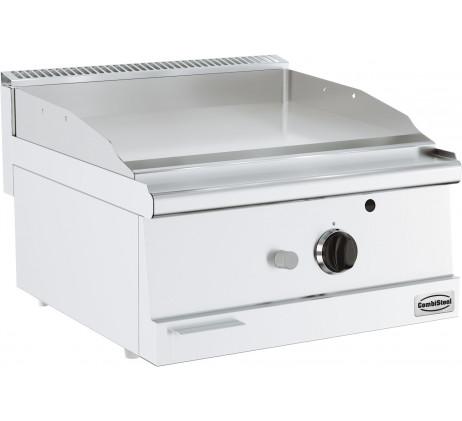 Plaque grill a gaz lisse SERIE 600