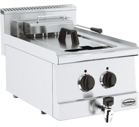 Friteuse électrique 1X10 L