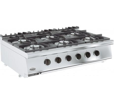 Cuisinière a gaz 6 feux SERIE 700