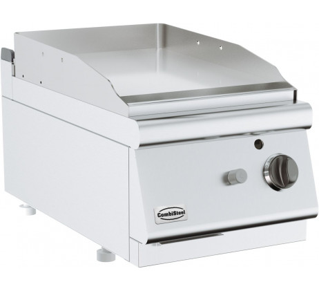 Plaque de cuisson a gaz chrome SERIE 700