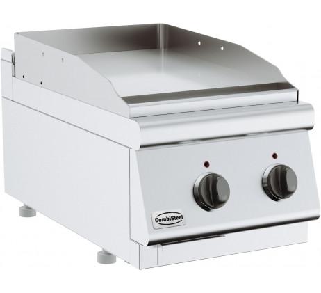 Plaque a grill électrique lisse SERIE 700