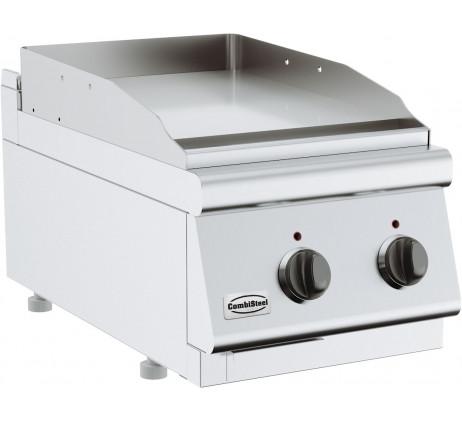 Plaque a grill électrique chrome SERIE 700