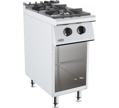 Cuisinière a gaz 2 feux SERIE 700