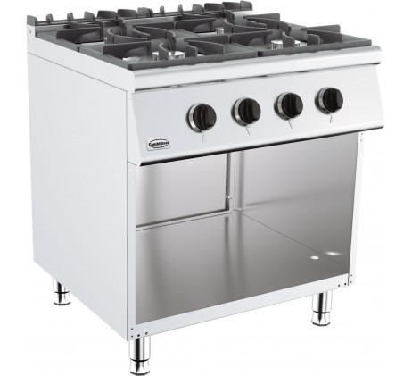 Cuisinière a gaz 4 feux SERIE 700
