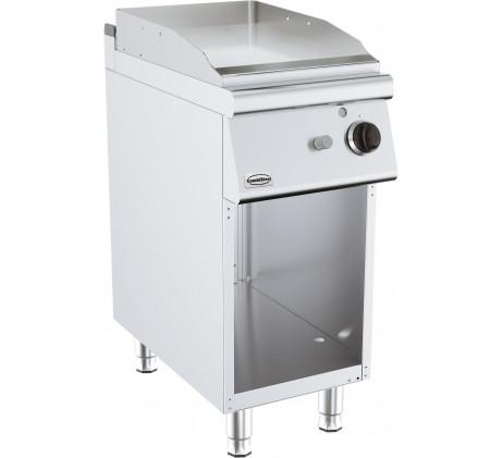 Plaque de cuisson gaz chrome  SERIE 700