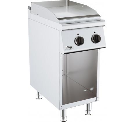 Plaque de cuisson électrique rainurée SERIE 700