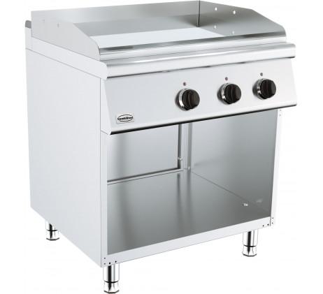 Plaque de cuisson électrique 2 zone chrome...