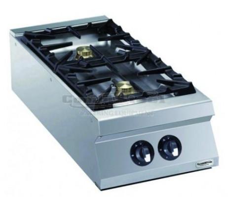 Cuisinière a gaz 2 feux 2X10 KW SERIE 900