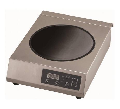 Plaque wok à induction