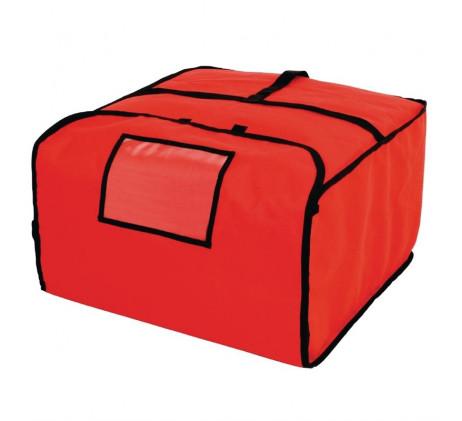 Grand sac à pizza isotherme 510x510x305mm Vogue
