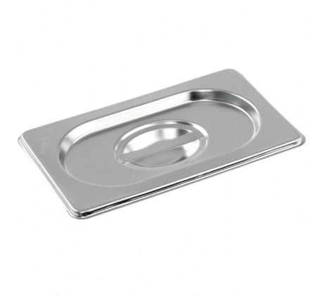 Couvercle inox gastronorme