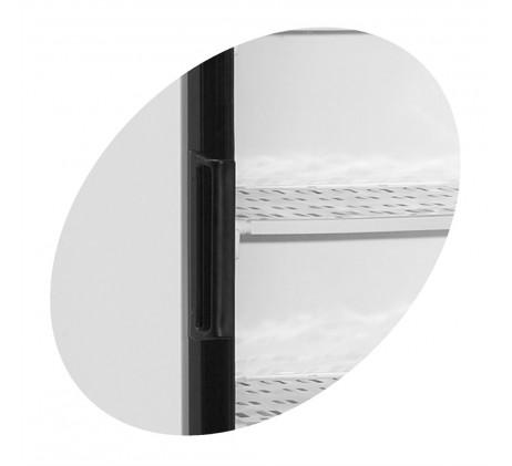 Congélateurs verticaux de vitrine