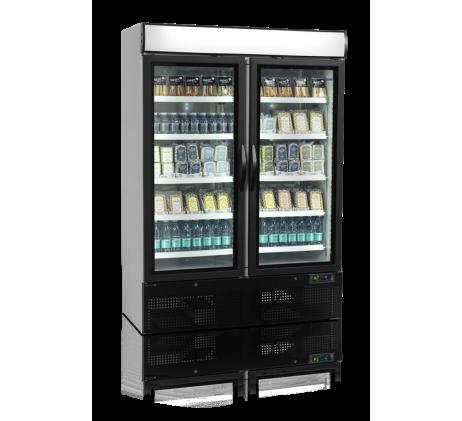 Armoire à boisson réfrigérée Positive 2 portes