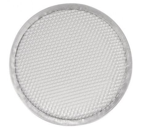 Ecran à pizza en aluminium Vogue 350mm