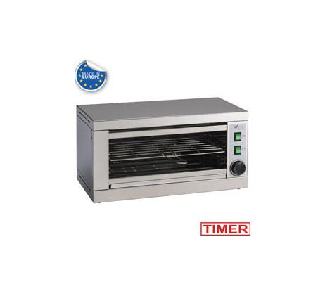 Toaster-salamandre 1 étage, avec minuterie
